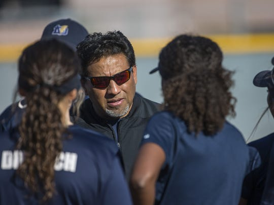 """""""This year, they're hungry,"""" Desert Vista coach Phillip"""