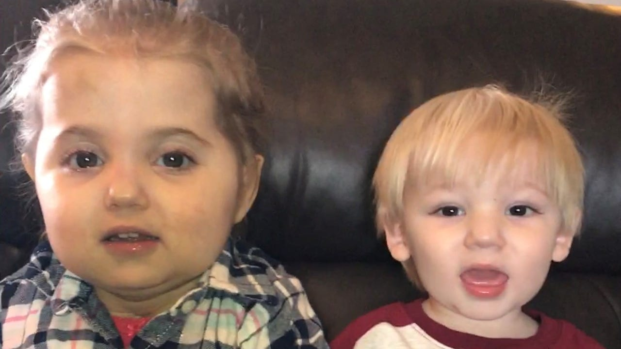 """Brandon Addison said his son, Matthew, is """"a happy, healthy baby boy,"""" 16 months after being left in a hospital trash can by his mother."""