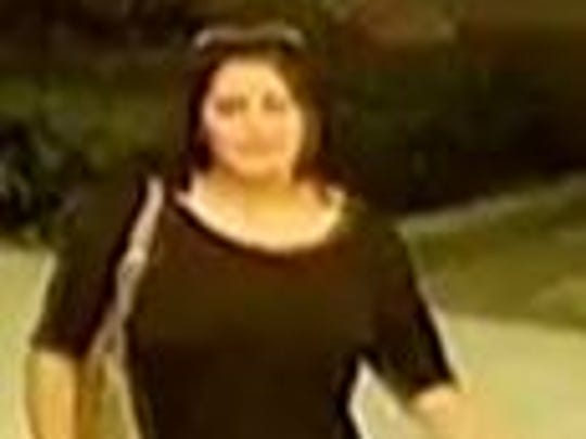 Rockledge police are seeking a woman alleged to have passed off bad money at two separate locations.