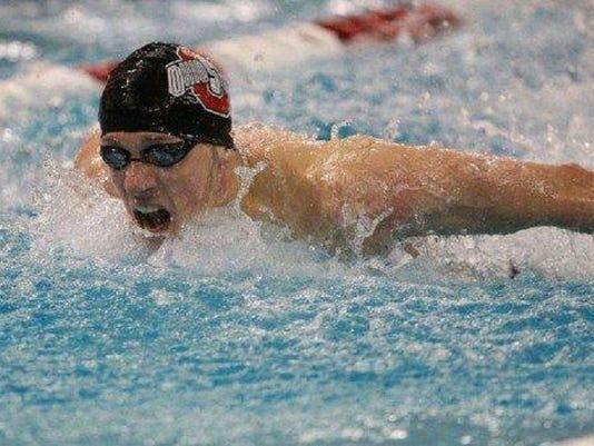 Lincoln Fahrbach - OSU Swimming