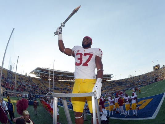 NCAA Football: Southern California at California