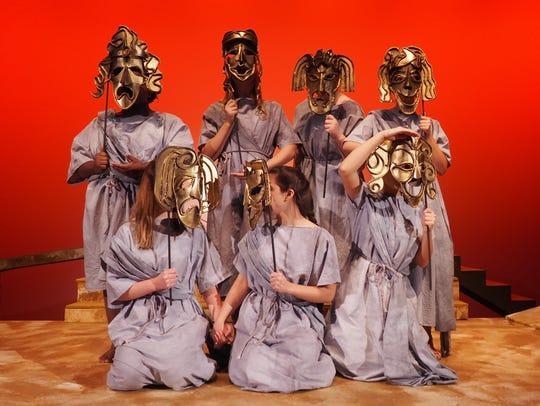 """The Seven Athenian Women,"" written by Fond du Lac"