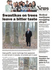 The Tuesday, Feb,. 7, 2017 edition of the Rockland edition of The Journal News.