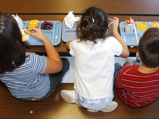 Healthy eating programs in schools help provide millions of children with nutritious options for breakfast, lunch and snacks.