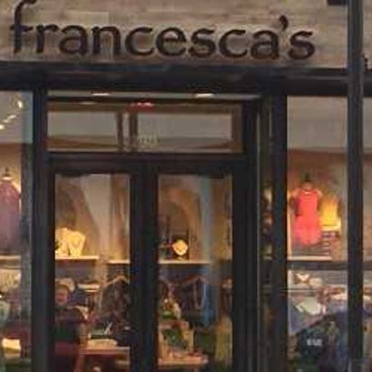 Francesca's to open clothing, jewelry store in Pleasant Prairie