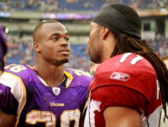 Cardinals still have a chance for adrian peterson voltagebd Image collections