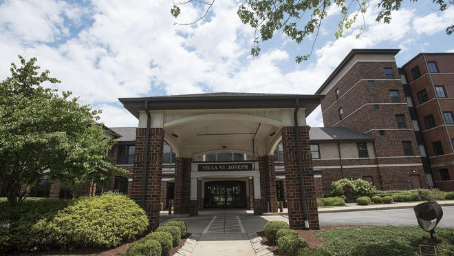 All residents are being monitored for signs and symptoms of the novel coronavirus at Concordia at Villa St. Joseph in Baden, officials said.