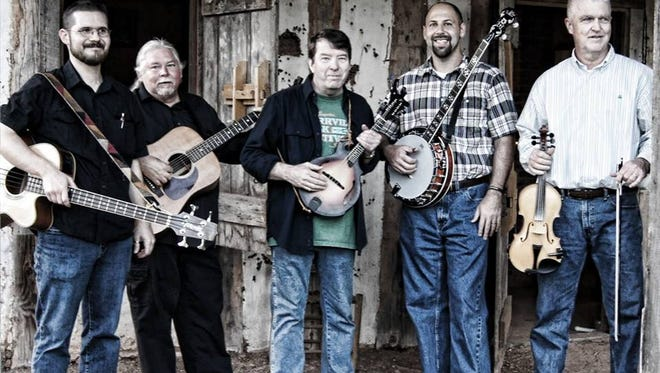 Reverend Charley's Patent Medicine Show will perform in a free Downtown Rocks concert at 6 p.m. Friday on the steps of Alexandria City Hall.