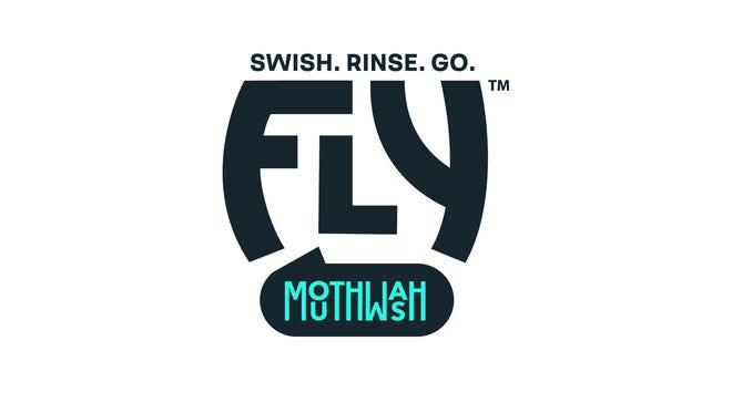 New Fly Mouthwash logo.