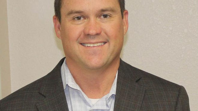 SISD Superintendent Matt Underwood