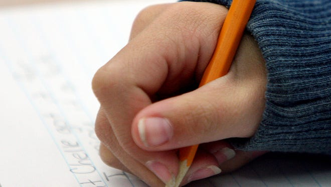Leon County district schools were one of five statewide that showed improvement in all seven standardized testing areas, according to results released Friday.