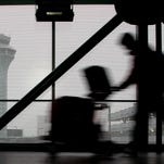 Domestic flight airfare has gone up 10.7 percent in the past five years — after adjusting for inflation, according to an Associated Press analysis of data from the Airlines Reporting Corp.