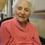 Party honors West Hickory resident's 100th birthday