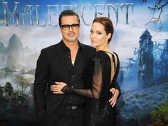 Timeline: Brad Pitt and Angelina Jolie's 12-year relationship