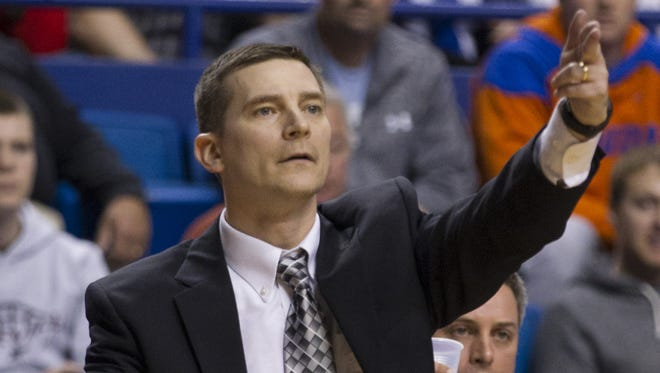 Covington Catholic head coach Scott Ruthsatz announced he's staying at the school.