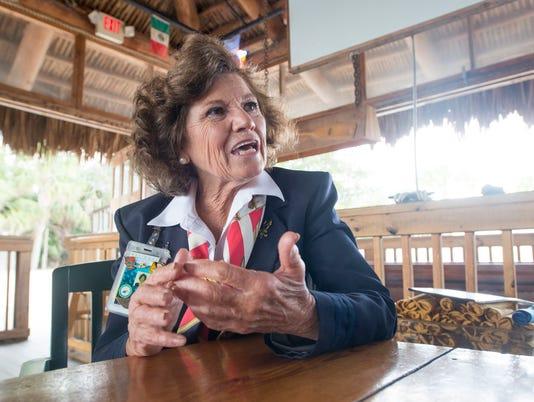 Delta Debbie Naylor