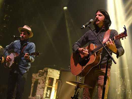 Avett Brothers Tour Cincinnati