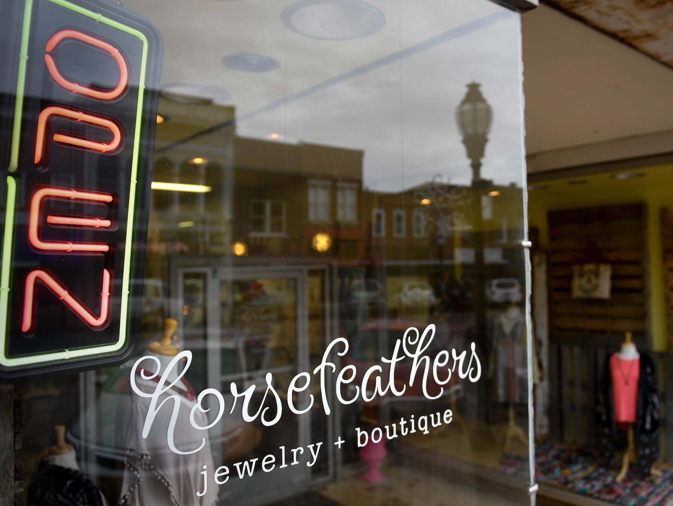 HorseFeathers Jewelry & Boutique store and studio on