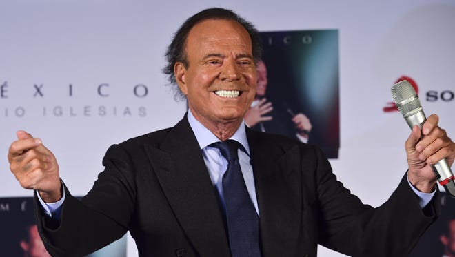 Julio Iglesias: Sept. 23, 1943.