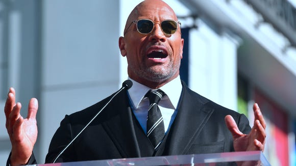 Dwayne Johnson as president? The speeches would never