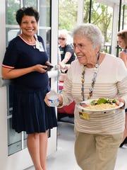 Angella Williams of Treasure Coast Health Human Resources,