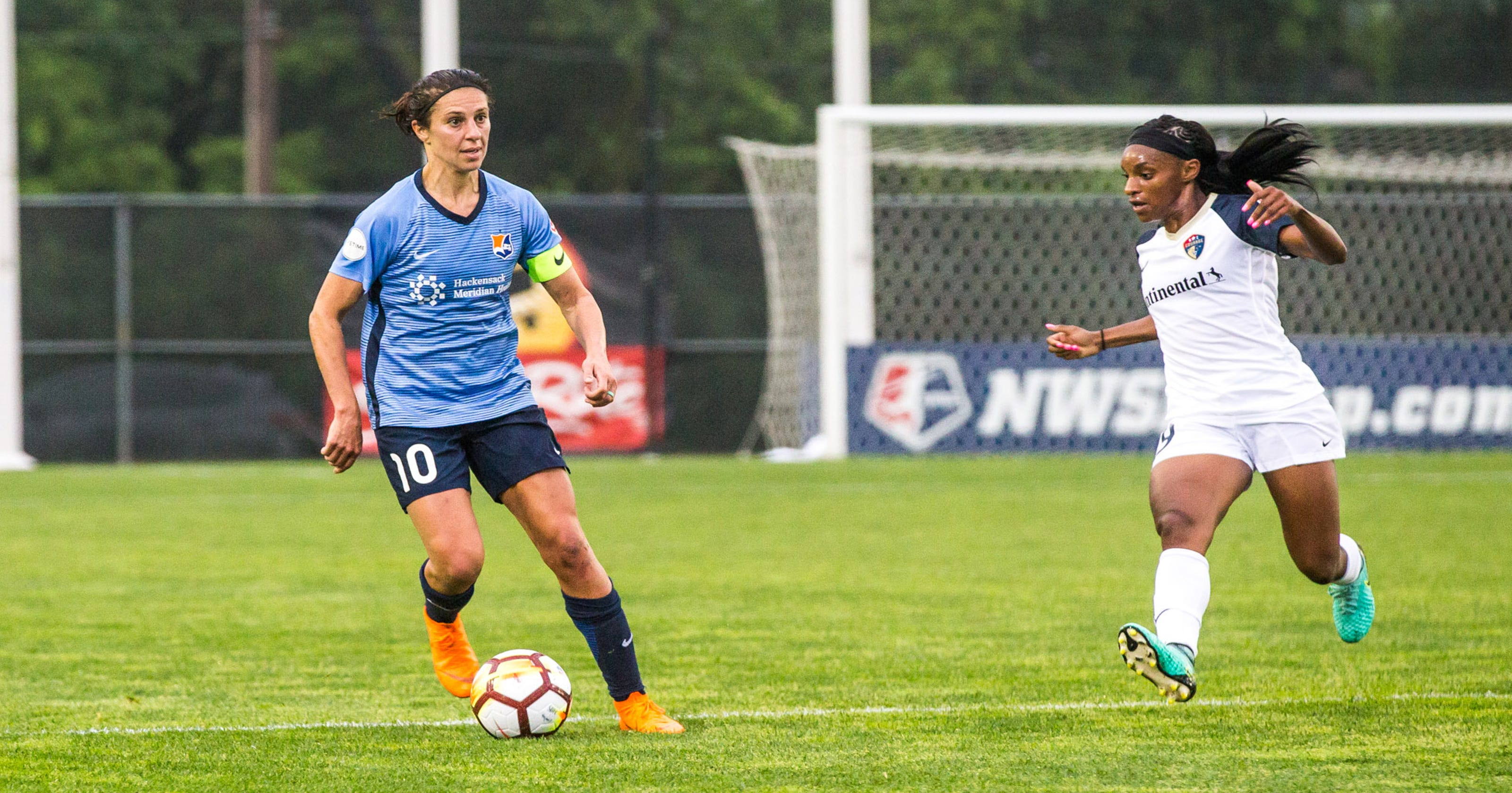 huge selection of ca81c 53963 Carli Lloyd goal not enough; Sky Blue FC edged 2-1 by first ...