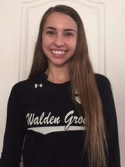 Cassidy Hicks, Sahuarita Walden Grove volleyball player, is the Arizona Sports Awards High Achiever of the Week for Oct. 13-20.