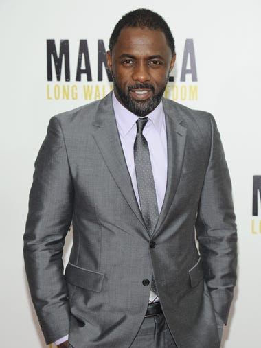SUIT UP | What's not to love about Idris Elba? He's