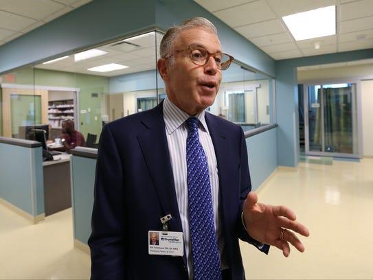 Crystal Run Healthcare founder Dr. Hal Teitelbaum at