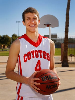 Combs' Carter Aby is azcentral sports' 2014-15 Small Schools Player of the Year.