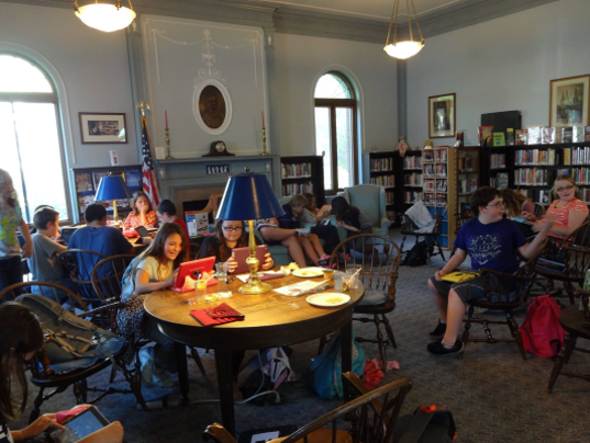 Groton Town Talk Library Garners Grants For Program Support