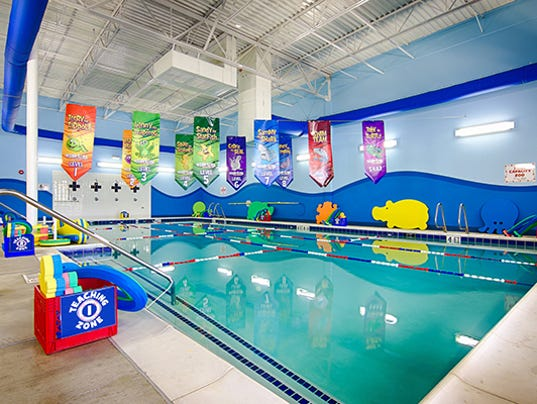 Aqua tots opens farmington hills location - Indoor swimming pool temperature regulations ...