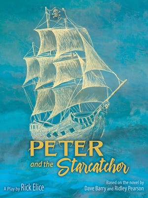 'Peter and the Starcatcher' opens the Clarence Brown Theatre's 2017-18 season.