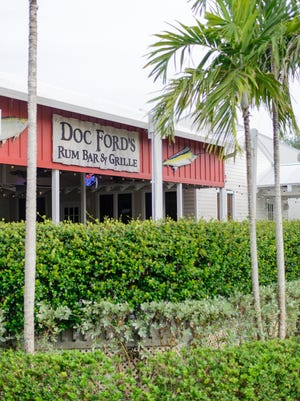 Doc Ford's opened its third location on Captiva in the summer of 2013.