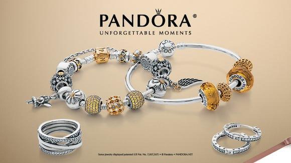 Pandora jewelry plans a celebration Saturday in Montgomery.