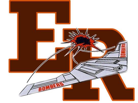 East Rochester Bombers logo