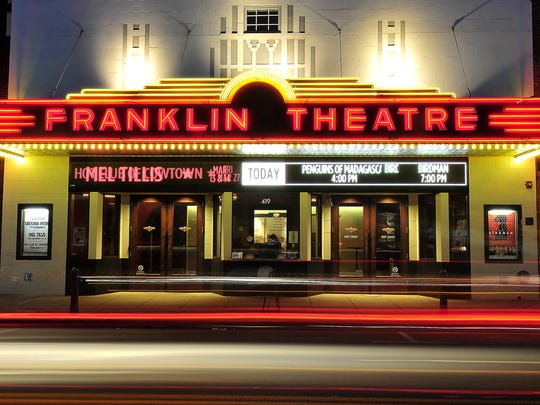 A dispute over who is in charge of the Franklin Theatre has sparked upheaval within the historic landmark's leadership.