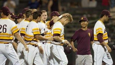 Brian Serven, who had a game-winning hit last week, is leading No. 17 ASU baseball with a .373 batting average.