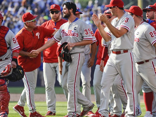 The Phillies agreed to trade pitcher Cole Hamels to the Texas Rangers for a package of prospects.