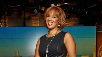 Gayle King, CBS News cohost of CBS This Morning
