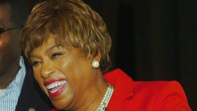 Southfield Mayor turned Congresswoman Brenda Lawrence never stopped dreaming.