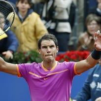 Rafael Nadal, Andy Murray reach quarterfinals in Barcelona Open