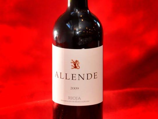6. Finca Allende 2009 Rioja, Spain ($30-$35)