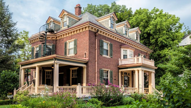 The Lambertville Historical Society proudly announces its 35th Autumn House Tour will take place on Sunday, October 15, 2017.