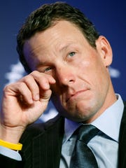 Lance Armstrong launched Livestrong in 1997 and still
