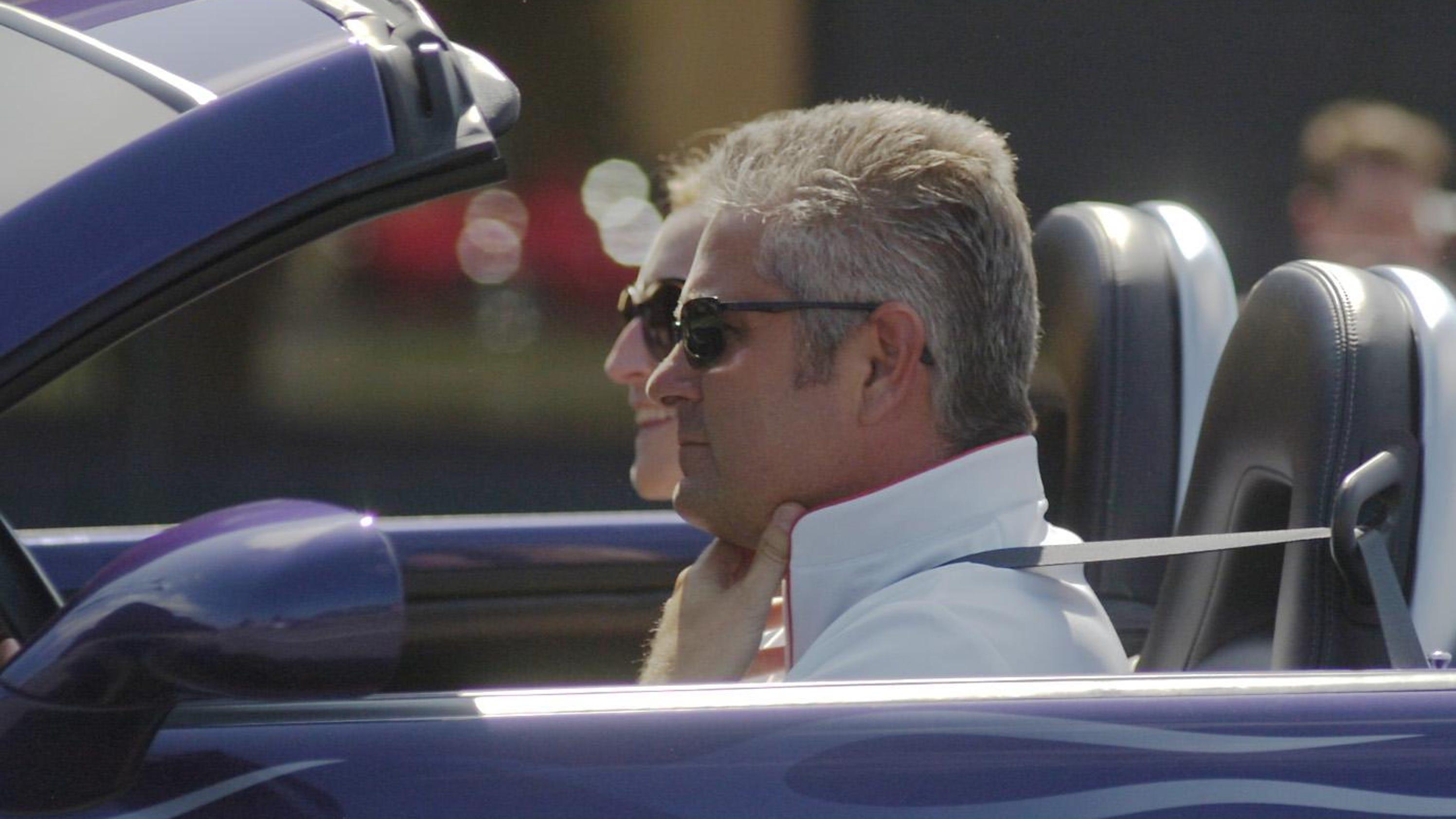 Legendary Sports Car Drivers