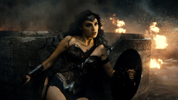 Who wouldn't want a doll of Gal Gadot's awesome Wonder