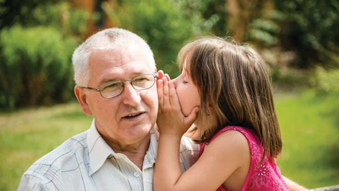 Research suggests that one in three people over age 65 report some degree of hearing loss, a number that increases to more than 50 percent for seniors over age 80.