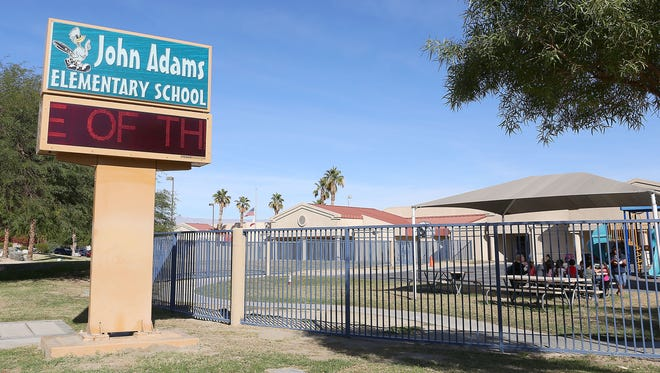 Desert Sands Unified School District is proposing to open a centralized preschool for general and special education students at the former John Adams Elementary school site.