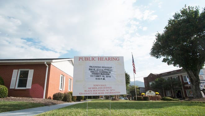 Harwood Home for Funerals zoning hearing postponed